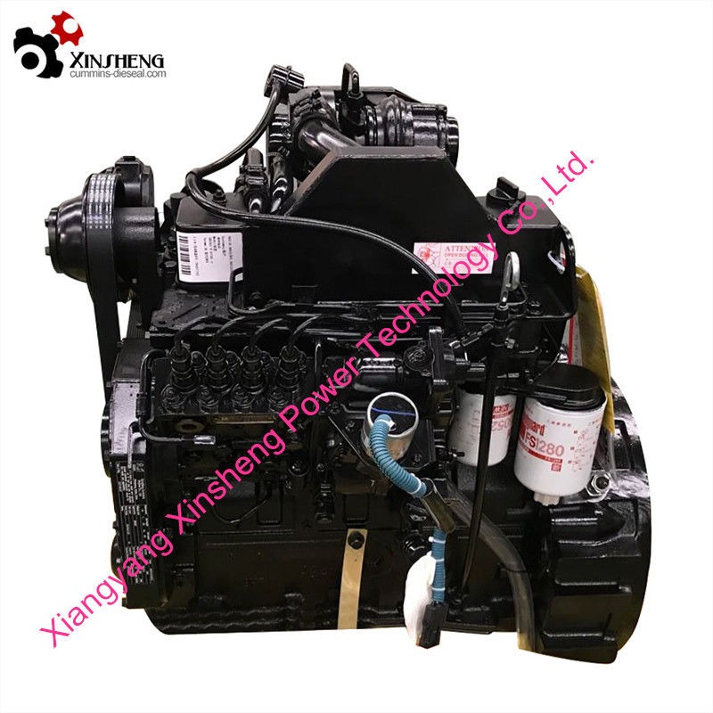 4BTA3.9-C125 Cummins Diesel Engine For Liugong,Shantui,SANY,ZOOMLION,SDLG, Water Pumps